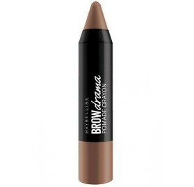 Brow Drama Pomade Crayon Maybelline chatain / medium brown, en lot de 6p