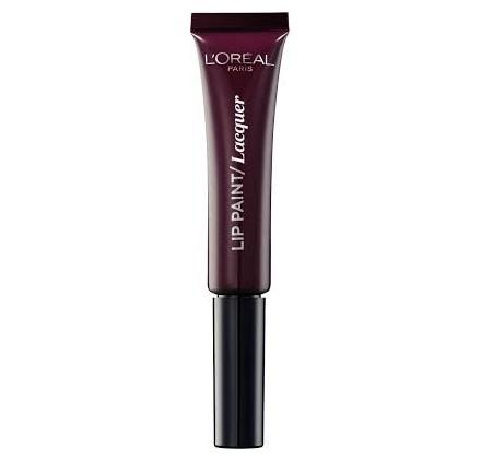 Rouge a levres l'Oréal Lip Paint Lacquer, n°110 Dracula Blood  en lot de 6p