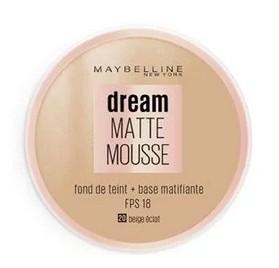 Fond de teint Dream Matte Mousse Maybelline, n°20 Beige Eclat, en lot de 6p, neuf, sans blister