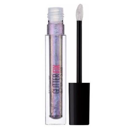 Gloss Maybelline Glitter Fix n°55 Spell Struck, en lot de 6p , neuf sans blister