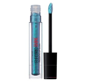 Gloss Maybelline Electric Shine n°165 Electric Blue, en lot de 6p , neuf sans blister