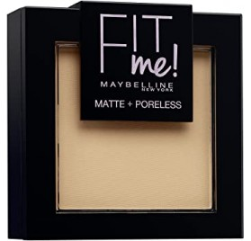 Poudre Maybelline Fit Me n°220 Beige Naturel, en lot de 6p, neuf