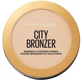 Poudre Maybelline City Bronzer n°250 Medium Warm, en lot de 6 pièces, neuf