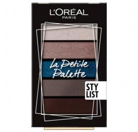 L'Oreal La Petite Palette, n°05 Feminist, en lot de 6p