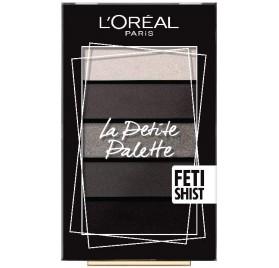 L'Oreal La Petite Palette, teinte Fetishist, en lot de 6p