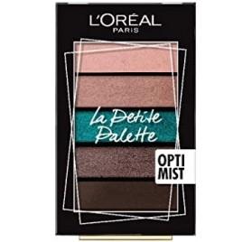 L'Oreal La Petite Palette, teinte Optimist, en lot de 6p