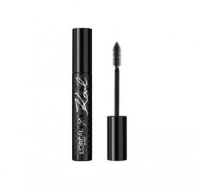 Mascara L'Oréal X Karl Lagerfeld, noir, en lot de 6p