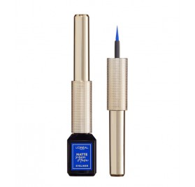 Eye-Liner L'Oréal Matte Signature n°02 Blue, en lot de 6p