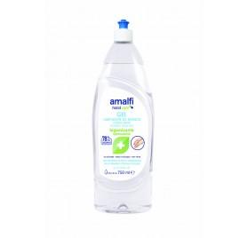 Gel hydroalcoolique 750ml - 78% d'alcool en lot de 6p, neuf