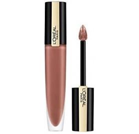Encre à levre l'Oréal Rouge Signature n°201 I Stupefy, en lot de 6p, neuf sans blister