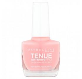 Vernis à ongles Maybelline Tenue & Strong n°113 Barely Sheer, en lot de 6p