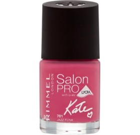 Vernis Rimmel Salon Pro Kate n°701 Jazz Funk, en lot de 6p