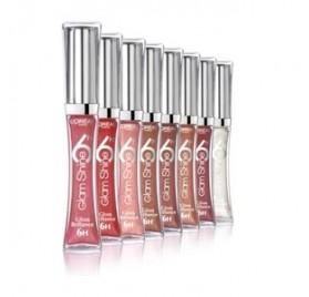 Lot de 12 Gloss Shine Caresse mixte L'oréal
