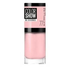 Vernis à ongles Maybelline Color Show n°77 Nebline, en lot de 6p