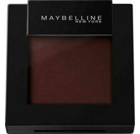 Fards à Paupières Maybelline Color Sensational n°65 Black Plum, en lot de 6p