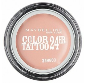 Fards à Paupières Maybelline Color Tatoo n°91 Creme de Rose, en lot de 6p