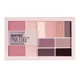Fards à Paupières palette Maybelline The City Kit Pink Edge en lot de 6, neuf, sans blister
