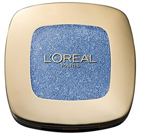 L'Oreal Color riche les Ombres Pure mono, n°404 Blue Jean, en lot de 6p