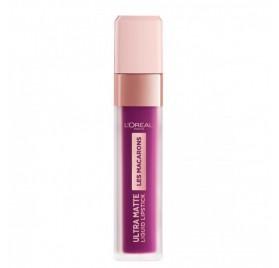 Gloss Infaillible l'Oréal Ultra Matte Les Macarons n°840 Infinite Plum, en lot de 6p
