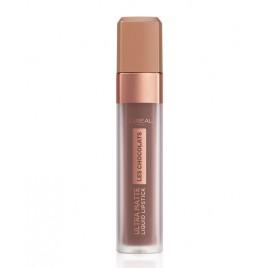 Gloss Infaillible l'Oréal Ultra Matte Les Chocolats n°858 Oh My Choc!, en lot de 6p