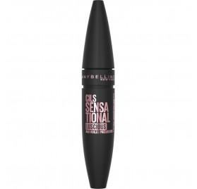 Mascara Lash Sensational Luscious Noir, Maybelline en lot de 6p, neuf