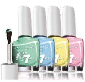 Lot de 12 Vernis a Ongles Color Riche mixte L'OREAL