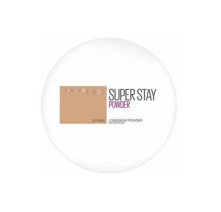 Poudre Maybelline Superstay 24H n°30 Sand, en lot de 6p