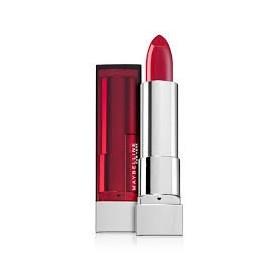 Rouge a levres Maybelline Color Sensational n°333 Hot Chase, en lot de 6p