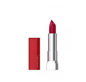 Rouge a levres Maybelline Color Sensational n°970 Daring Ruby, en lot de 6p