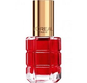 Vernis a Ongles L'Oréal Color Riche à l'huile n°550 Rouge Sauvage, en lot de 6 pièces