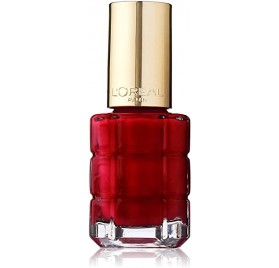 Vernis a Ongles L'Oréal Color Riche à l'huile n°554 Carmin Parisien, en lot de 6 pièces