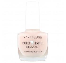 Vernis à ongles Soin Maybelline Durci Pastel Diamant n°07 Pastel, en lot de 6p