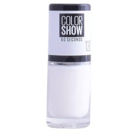Vernis à ongles Maybelline Color Show n°130 Winter Baby, en lot de 6p