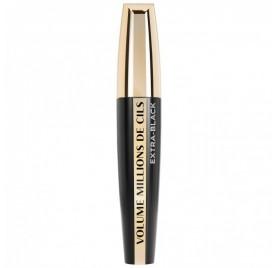 Mascara L'Oréal Volume Million de cils Extra Black, en lot de 6p, neuf