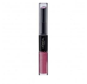 Rouge a levres l'Oréal Infaillible 24H n°209 Violet Parfait, en lot de 6p