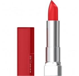 Rouge a levres Maybelline Color Sensational n°344 Coral Rise, en lot de 6p