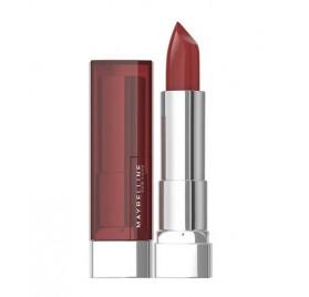 Rouge a levres Maybelline Color Sensational n°322 Wine Rush, en lot de 6p