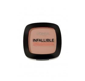 Poudre L'Oréal Infaillible n°245 Sable Eclat, en lot de 6p