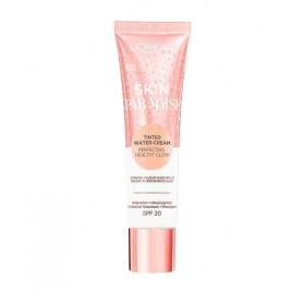 Crème d'Eau Teinté L'Oréal Skin Paradise teinte Light 03, en lot de 6p