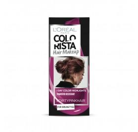 Colorista Coloration éphemere Hair Make Up, teinte Dirtypinkhair, en lot de 6p