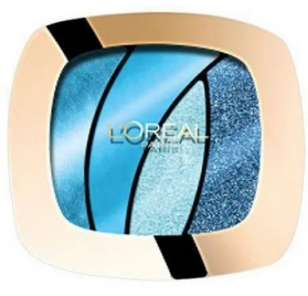 L'Oreal Color riche les Ombres Palette, n°S15 Turquoise Spell, en lot de 6p