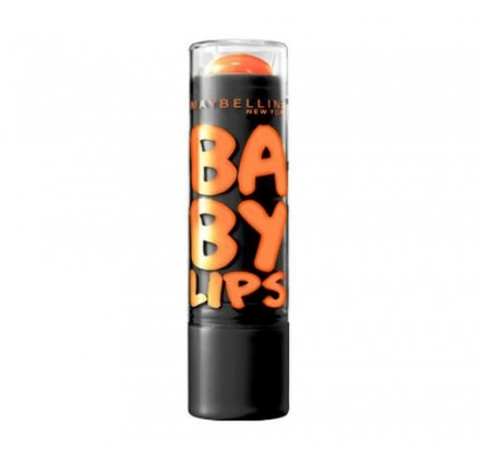 Baby Lips de Maybelline teinte Oh ! Orange !, en lot de 6p