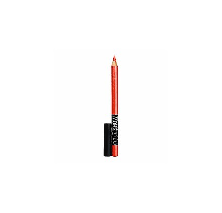 Crayon Maybelline Color Show n°330 Coralista, en lot de 6p