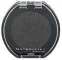 Fards à Paupières Color Show mono Maybelline n°22 Black Out, en lot de 6p