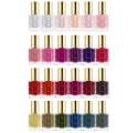 Vernis a Ongles Color Riche à l'huile mixte L'OREAL lot de 12 pièces