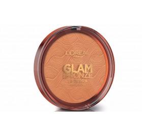 Poudre Glam Bronze La Terra en lot de 12 pièces mixte neuf sans blister