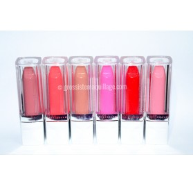 Gloss Color elixir	Gemey Maybelline en lot de 12