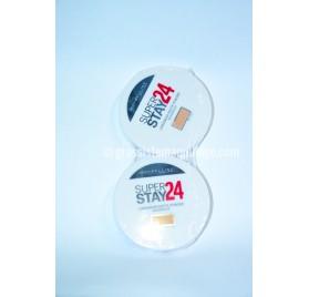 Poudre Maybelline Superstay 24H n°021 Nude, en lot de 12 pièces mixte, neuf sans blister