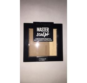 Poudre Maybelline Master Sculpt Contouring sur 2 teintes, neuf, en lot de 6p