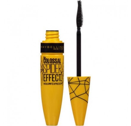 Mascara Colossal Spider Effect noir Maybelline, en lot de 12p, neuf, sous blister